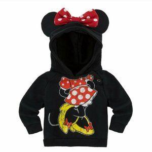 Disney Parks I am Minnie Mouse Sweatshirt Hoodie